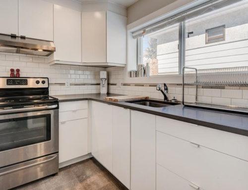 Rental Suite Kitchen