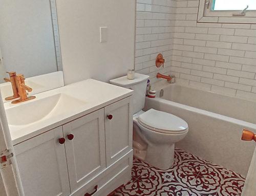 Suite Home Renovations – Bathroom Renovation