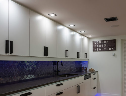 Suite Home Renovations – Cabinet Refinishing/Painting