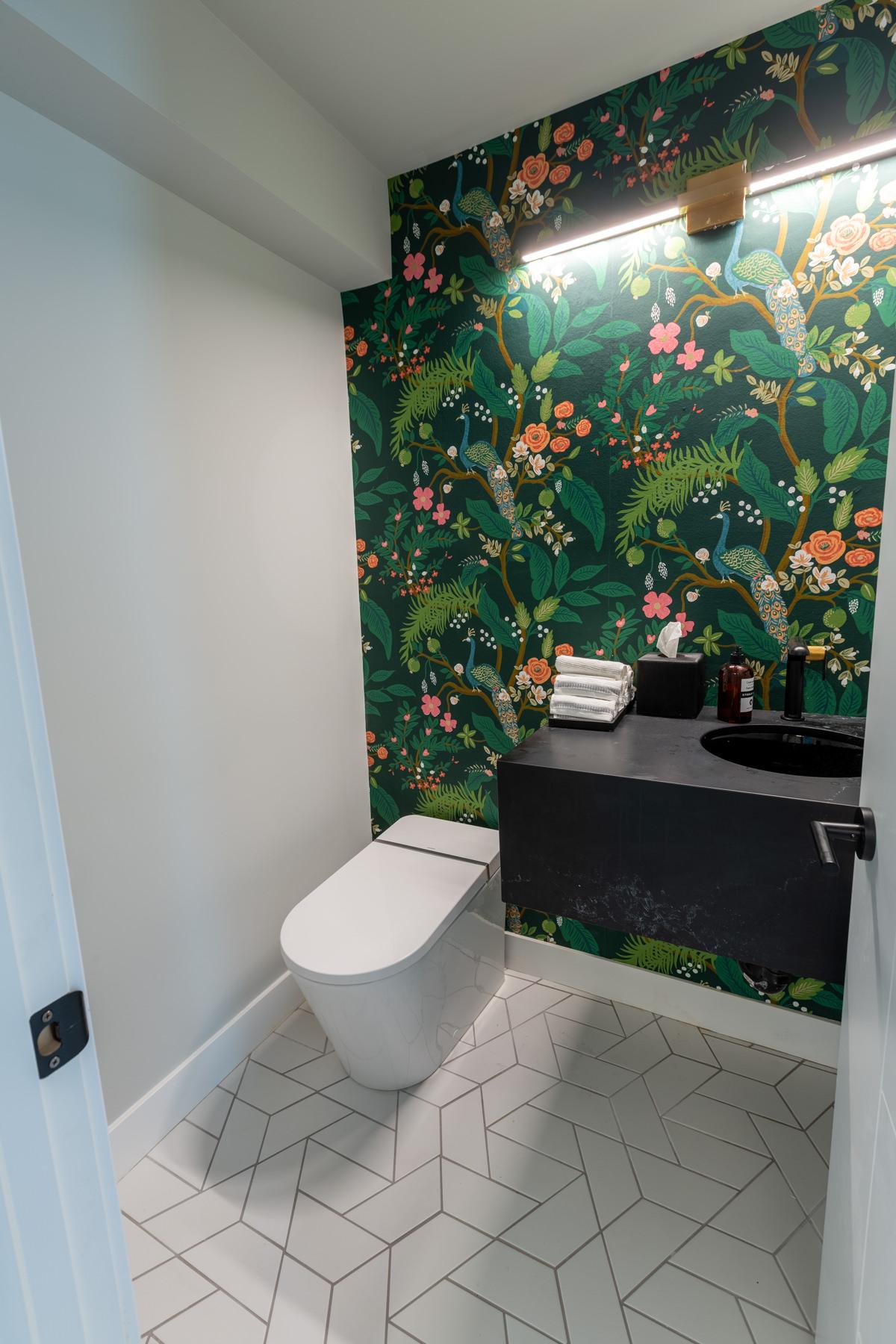 Suite Home Renovations – Powder Room