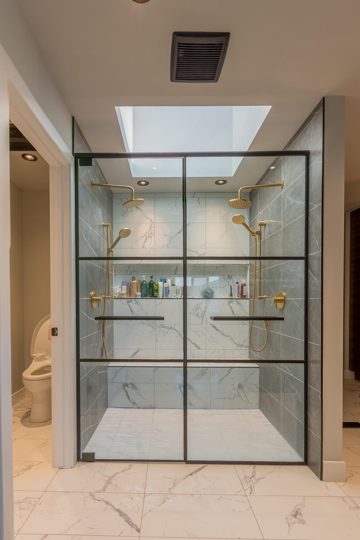 Suite Home Renovations – Custom Shower